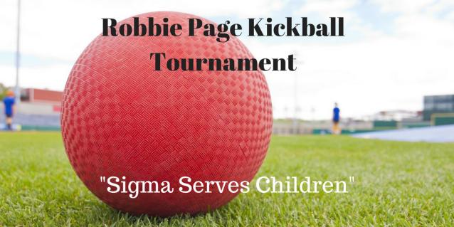 Robbie Page Kickball Tournament